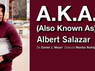 Dissabte 26 de gener, l'EscenARTS ens porta AKA (Also Known As), un dels fenomens teatrals de la temporada