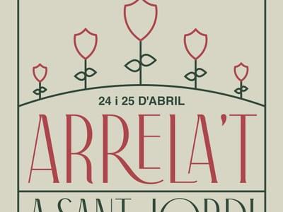 El festival familiar Arrela't a Sant Jordi és la portada de 'La Pinassa' d'abril