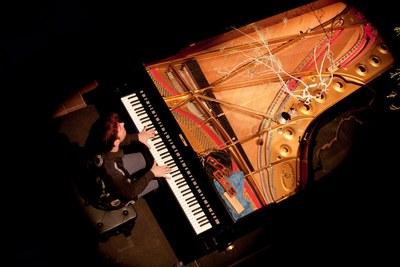 El piano de Marc Mezquida, la proposta del Jazz en la Nit pel divendres 19 de juliol