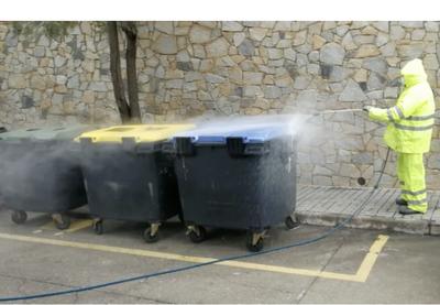 Es reajusten els serveis de neteja viària arran del Coronavirus