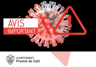 La Generalitat destina 20 M€ a un ajut d'urgència per a persones treballadores afectades econòmicament per la Covid-19 que no hagin cobrat la prestació d'atur