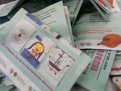 """Èxit de la campanya de dinamització comercial """"La història d´Ulisses s'amaga entre el comerç de Premià de Dalt"""""""