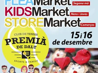 Flea Market Catalunya celebra una edició especial a Premià de Dalt