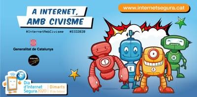 Ja és aquí el Dia de la Internet Segura!