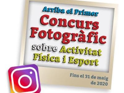 En marxa el primer concurs fotogràfic sobre activitat física i esport