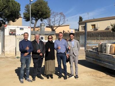 Ja han començat les obres del Centre d'Atenció Primària de Premià de Dalt