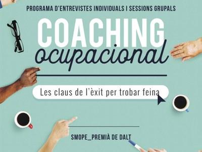 Ja us podeu apuntar al Coaching Ocupacional per a trobar feina
