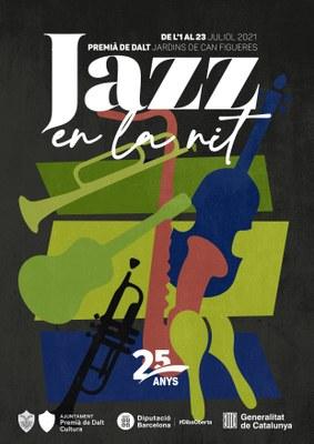 L'1 de juliol s'estrena el 25è Jazz en la Nit