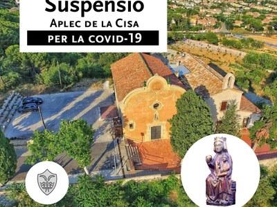 L'Ajuntament cancel·la l'Aplec de la Cisa 2020 a causa de la COVID-19