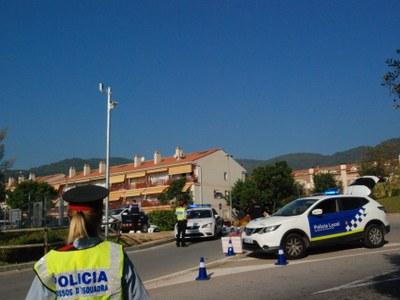 L'Ajuntament convoca una reunió sobre seguretat amb veïns, Mossos d'Esquadra i Policia Local