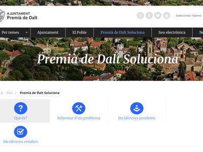 Estrenem nou portal web, amb noves funcionalitats orientades a l'smart city