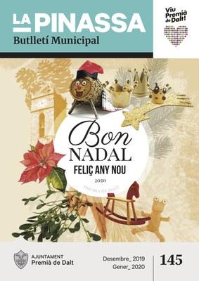 La Fira de Nadal i el Pressupost municipal, temes destacats de 'La Pinassa'