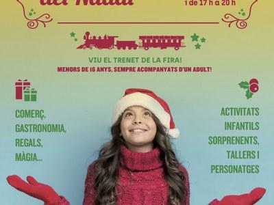 La Fira infantil i de la màgia del Nadal omplirà d'il·lusió, comerç i gastronomia el poble