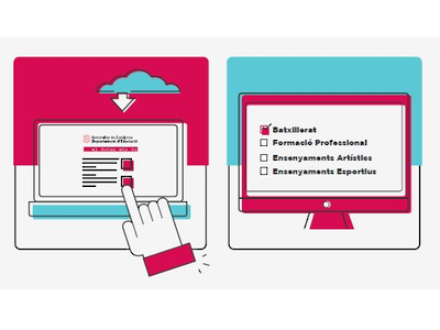 La Generalitat impulsa un projecte d'informació i orientació virtual per a l'alumnat