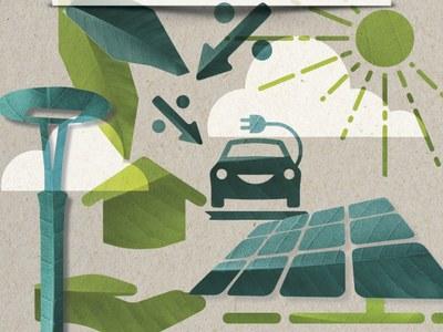 La nova fiscalitat verda, portada del butlletí municipal de novembre