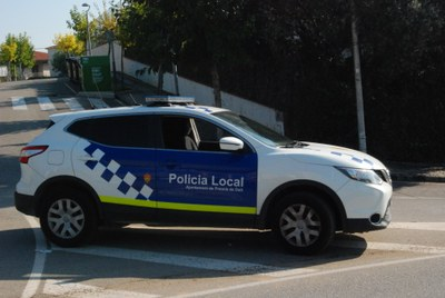 La Policia Local interposa 74 denúncies per incompliment de les mesures per a contenir la Covid-19