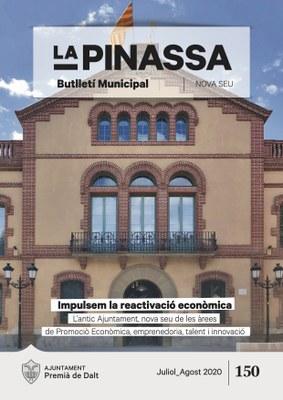 La revista municipal de l'estiu 2020 ja és aquí!