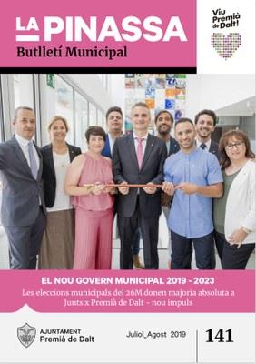La revista municipal presenta el nou Consistori