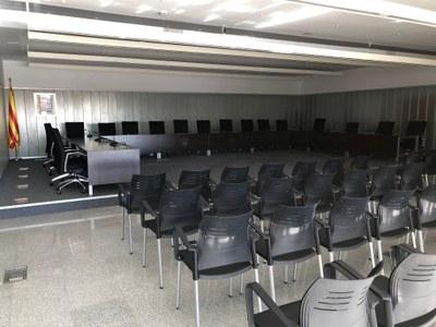 La sentència del procés marca el Ple del mes d'octubre