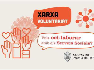 L'Ajuntament obre una xarxa de persones col·laboradores per atendre necessitats pel coronavirus