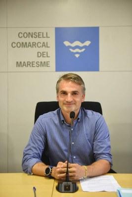 L'alcalde de Premià de Dalt és escollit nou president del Consell Comarcal del Maresme