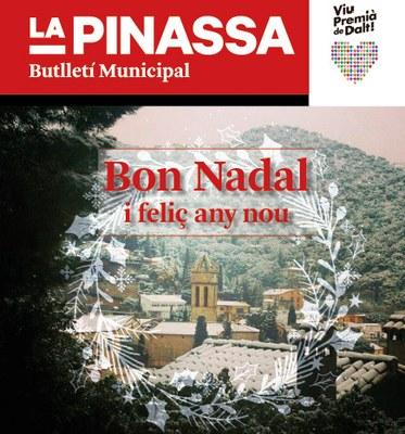 Les Festes de Nadal són la portada de la revista municipal de desembre-gener