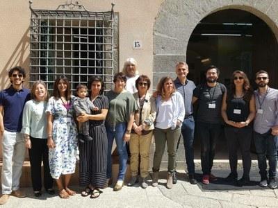 L'Escola Santa Anna, amb el projecte Erasmus + KA2