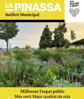 L'espai públic és la portada i el reportatge central de la revista municipal d'octubre