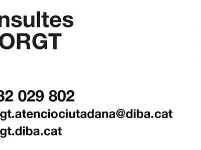 El Punt d'informació de l'ORGT de Premià de Dalt es manté tancat per la COVID 19