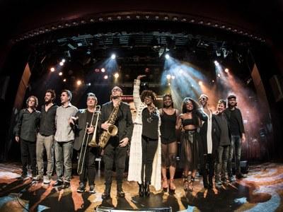 Monica Green celebra 30 anys de carrera tancant el Jazz en la Nit 2019
