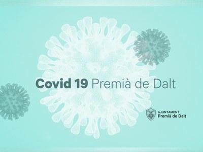 Noves limitacions per fer front a la COVID-19 des d'avui 30 d'octubre