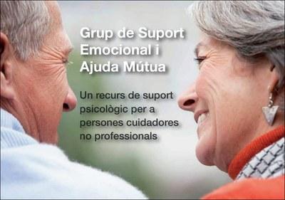 Inscripcions obertes als tallers per ajudar les persones cuidadores de familiars en situació de dependència