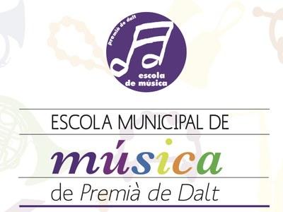 Preinscripcions a l'Escola Municipal de Música