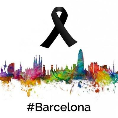 Premià de Dalt commemora el primer aniversari dels atemptats de la Rambla de Barcelona i de Cambrils