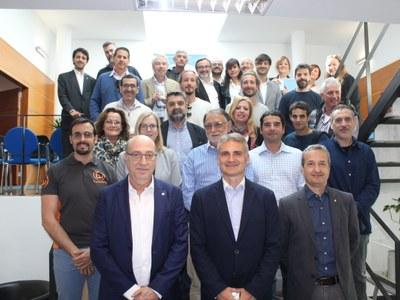 Premià de Dalt fa la primera jornada de transmissió del coneixement B2B (d'empresa a empresa) del Maresme