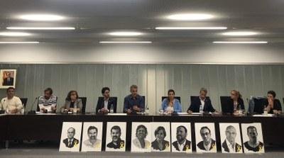 Premià de Dalt rebutja la sentència contra els presos independentistes