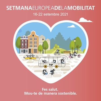 Premià de Dalt se suma a la Setmana Europea de la Mobilitat 2021