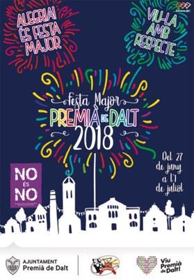Torna la Festa Major de Premià de Dalt!