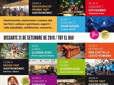 Els Catarres, Joan Dausà i Dàmaris Gelabert, plats forts d'Ulisses Fest 2019