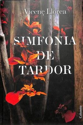 """Vicenç Llorca presenta el seu darrer llibre """"Simfonia de tardor"""""""