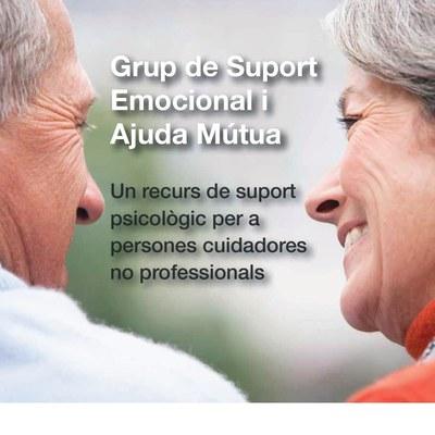 Voleu formar part del Grup de Suport emocional i Ajuda Mútua a les persones cuidadores?